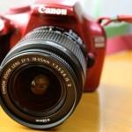 كاميرا كانون Camera Canon D1100 EOS