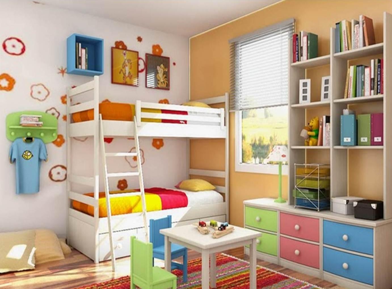 غرف نوم طابقين للبنات | المرسال