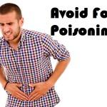 طرق الوقاية من التسمم الغذائي في المنزل