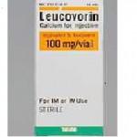 ليوكوفورين Leucovorin ، لعلاج فقر الدم