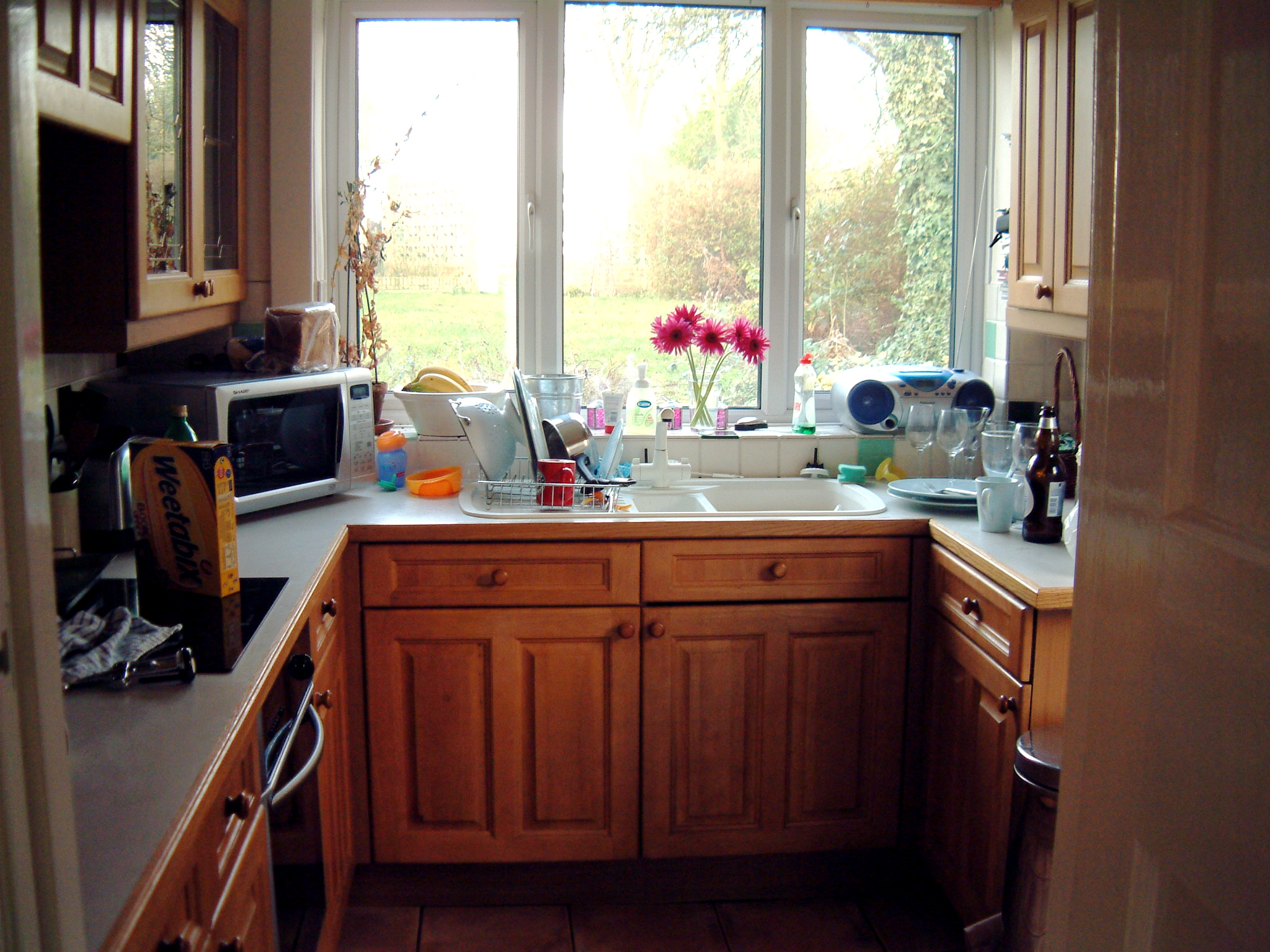 Small Rectangular Kitchen Design Ideas ~ اجمل تصميم مطبخ صغير بالصور المرسال