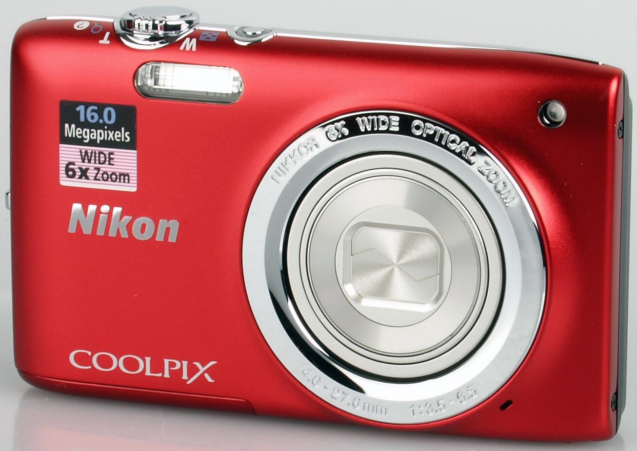 كاميرا نيكون S2700