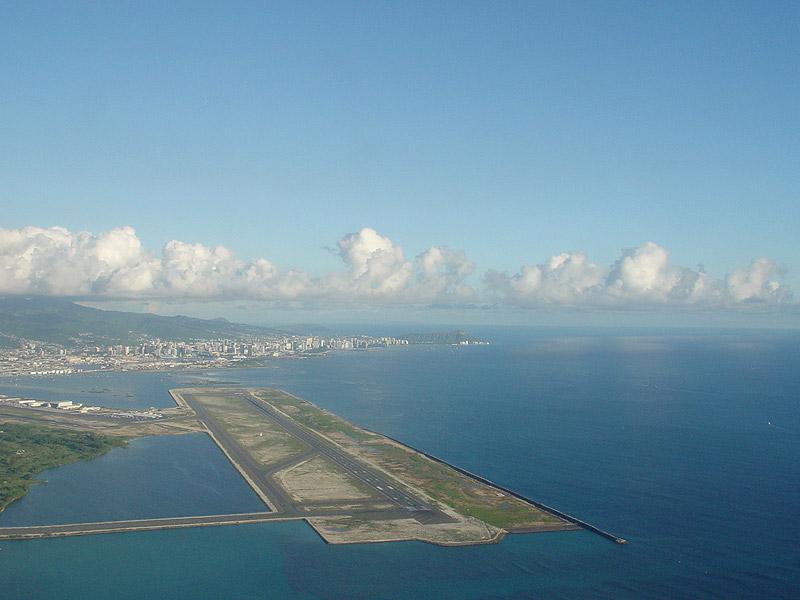 مطار هونولولو