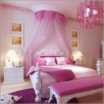 اللون البينك بغرف النوم الاساسية  - 152857