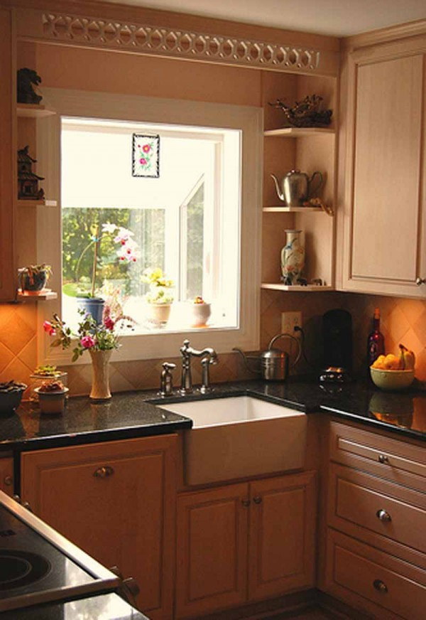 pictures of kitchen designs for small spaces