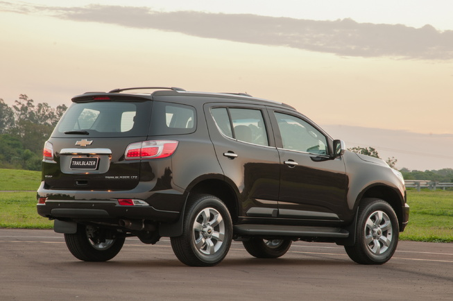 2015 Chevy Trailblazer