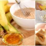 خليط فيتامين E  مع العسل والموز  - 152956