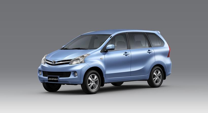 Pin Toyota Avanza J 2014 Review on Pinterest