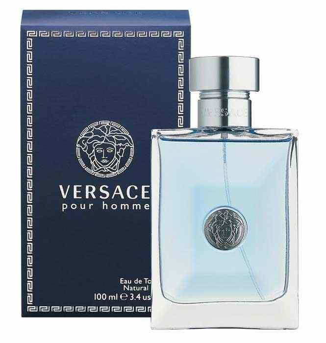 71aabab33 فرزاتشي بور اوم Versace Pour Homme | المرسال