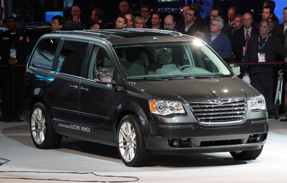 Buy a chrysler town country