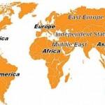 خريطة المعدات العسكرية من قبل الدول  - 158905