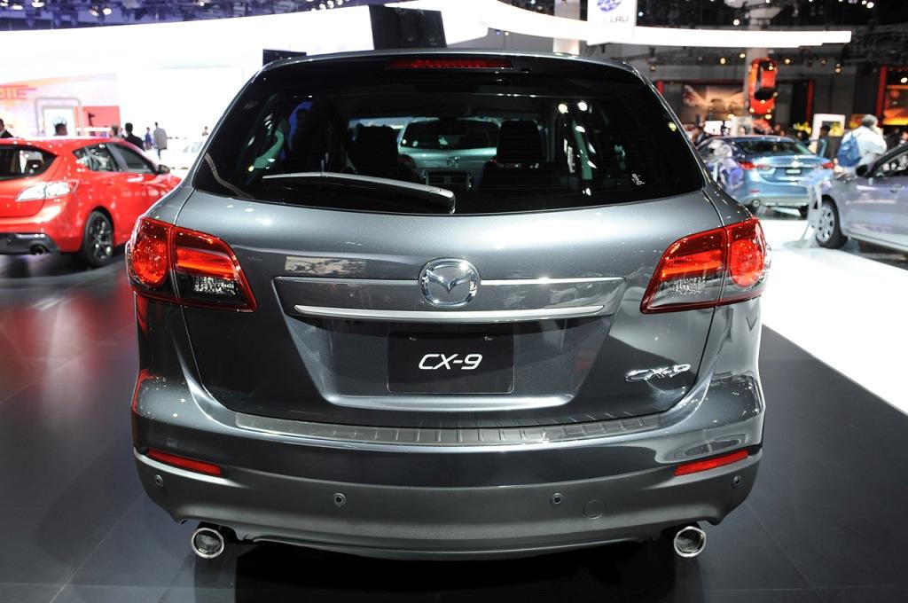 اسعار مازدا سي اكس 9 – 2015 – Mazda CX9 :