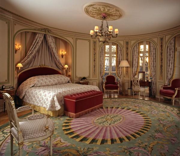 افخم غرف نوم نيو كلاسيك مبهرة | المرسال