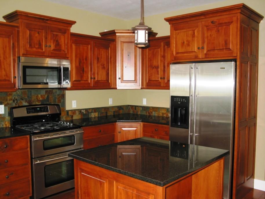 - Kitchen cabinets design layout ...