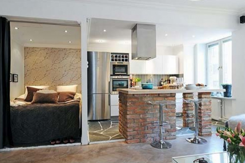 Superb Extraordinary Small Apartment Kitchens