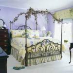 ديكورات للسرير بغرف النوم الناعمه جدا  - 152923