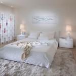 سرير ارضي بغرف نوم ناعمه جدا  - 152924
