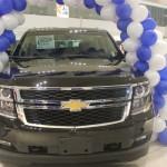 2015 Chevrolet Tahoe - 166708