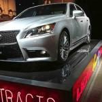 الجيل القادم من لكزس ال اس Lexus LS