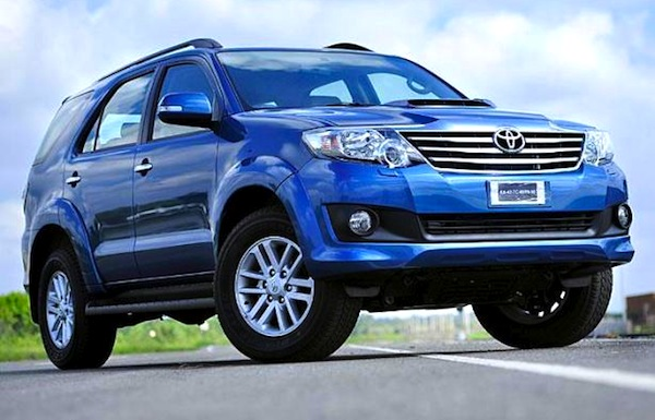 All New Toyota Hilux 2014 Philippines | Autos Weblog