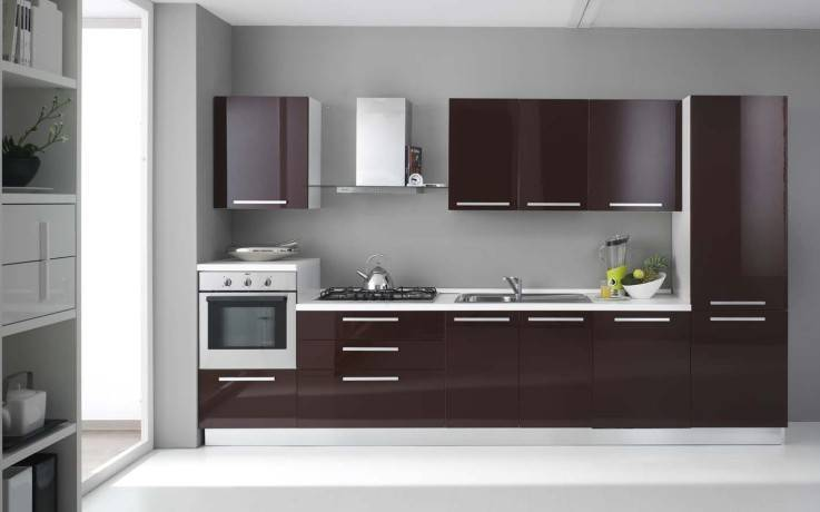 for Italian kitchen design india