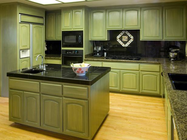 new color kitchen cabinets | المرسال