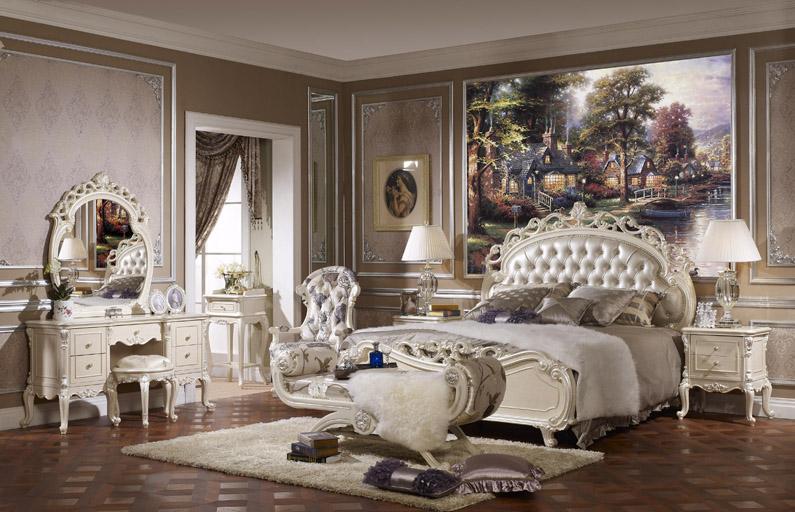 ديكور فخم بغرف نوم القفاري الروعة | المرسال