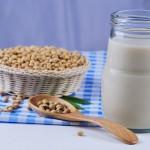 حليب فول الصويا وفوائده