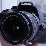 Camera Canon 1200D Review