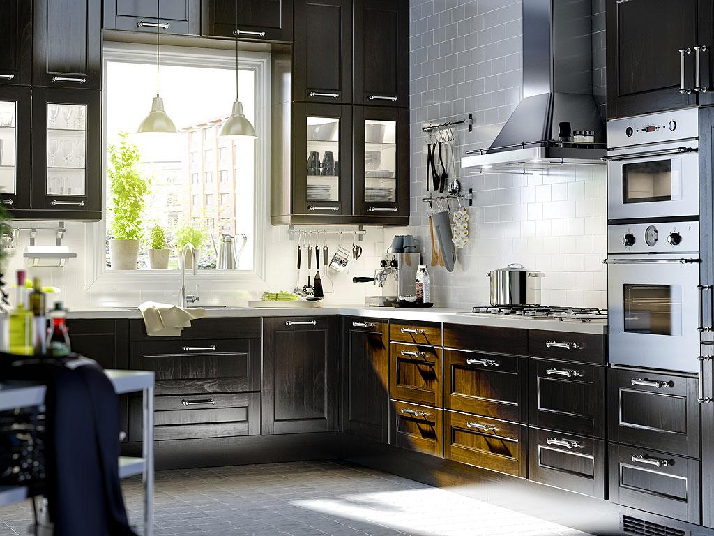 Ikea Kitchen Design Ideas 2015 ~ الوان انيقة بمطبخ ايكيا الجديد المرسال