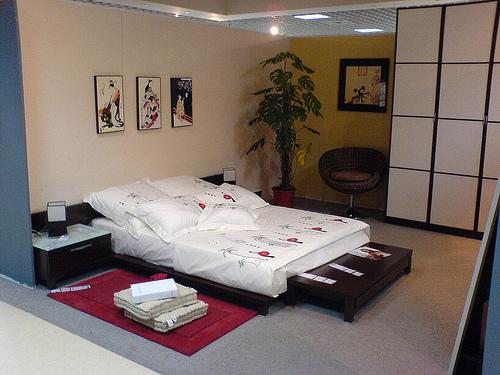 يابانية Japanese-new-bedroom
