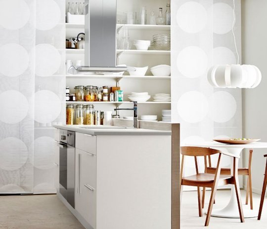 Ikea New Kitchen Cabinets 2015: ارفف جميلة بمطبخ ايكيا 2015