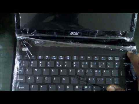 Laptop Acer Aspire V5 123 KeyBoard