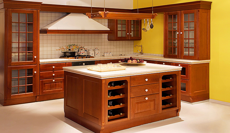 10 for American kitchen layout