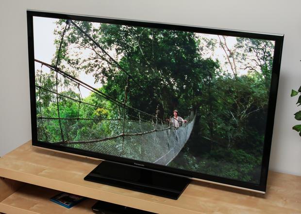 تلفزيون باناسونيك بلازما Panasonic TH-P42XT5 - المرسال