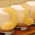 طريقة عمل عصير الاناناس