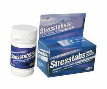 معلومات عن المكمل الغذائي سترس تابس Stresstabs المرسال