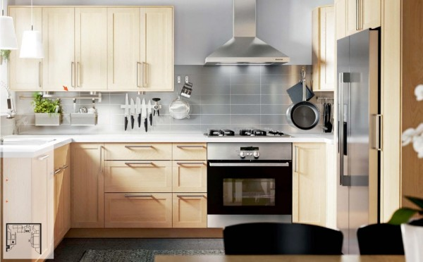Kitchens ikea for New kitchen designs 2015