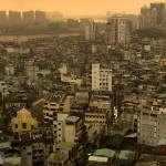 اهم المدن المزدحمة بالسكان
