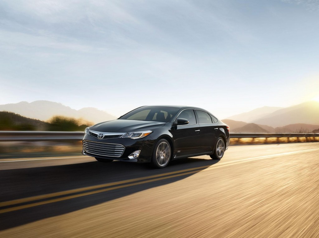 Toyota Avalon Touring Sport 2015