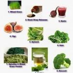 نصائح غذائية لفقر الدم