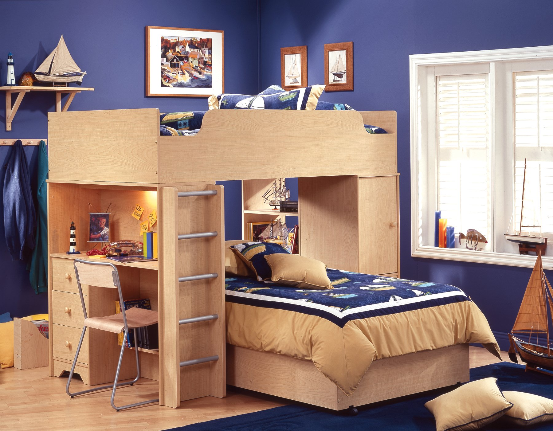efficient space saving furniture for kids rooms tumidei spa 6 12