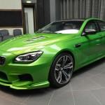 بي ام دبليو ام 6 - 2015 - BMW M6