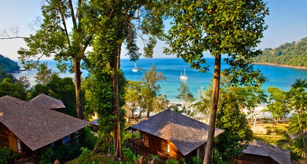 BUNGA RAYA ISLAND RESORT - MALAYSIA   المرسال