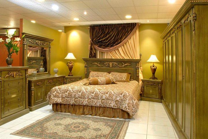 افكار رائعة غرف نوم غصن البان | المرسال