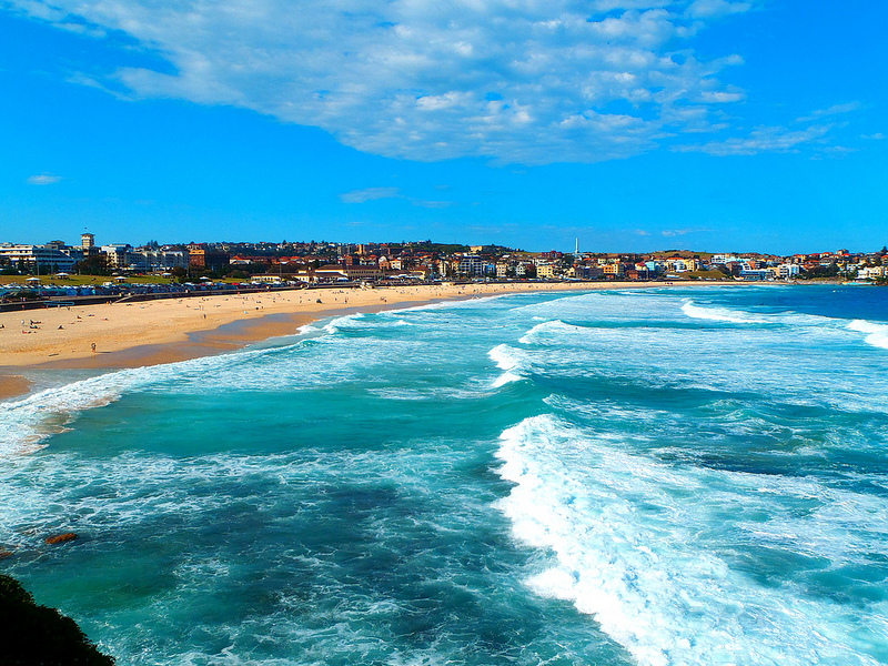 Bondi Beach - MyDriveHoliday