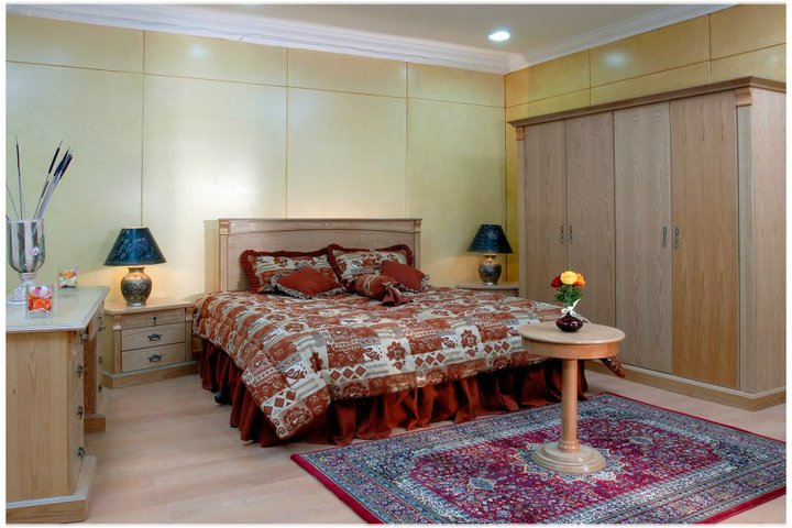 ديكورات غرف نوم غصن البان | المرسال