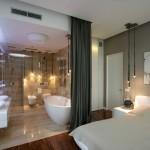 حمامات غرف نوم