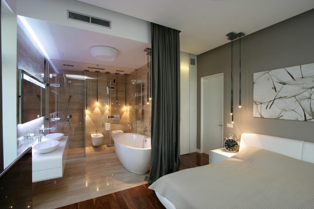 حمامات غرف نوم | المرسال