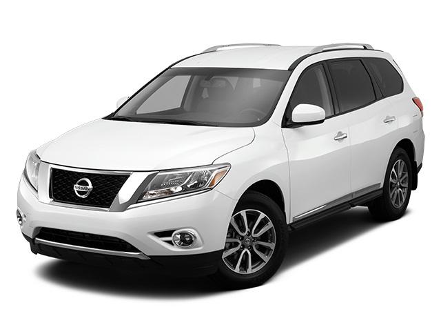 نيسان باثفايندر 2015 Nissan Pathfinder المرسال